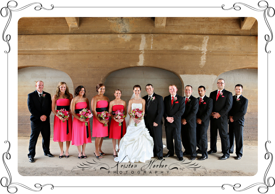 Bridal Party Stillwater mn